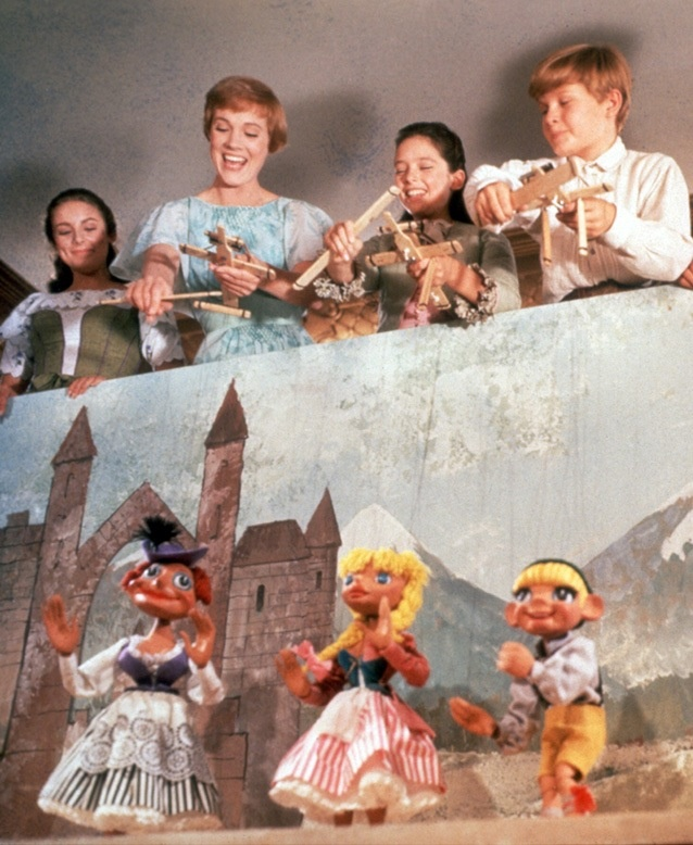 The Sound of Music - love the marionettes scene!