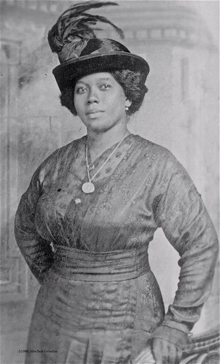 Julie Dash's great-aunt, Fannie Capers - Charleston, SC