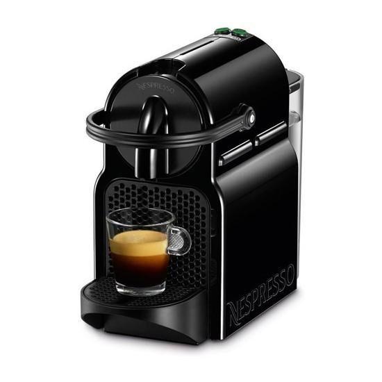 Lo acabo de encontrar en vibbo: Cafetera Nespresso Inissia Negra