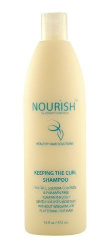 Nourish  Keeping The Curl Shampoo  16oz ** More info could be found at the image url.