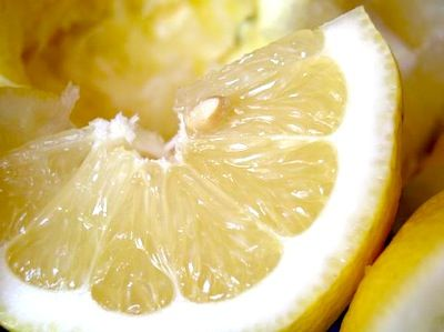 Lemon Juice: Preparing It with Thermomix