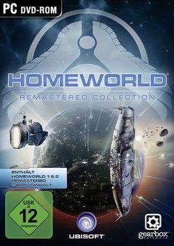 Homeworld Remastered Edition PC in Strategiespiele FSK 12
