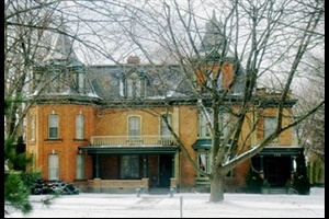 The Mansion on Victoria Chatham, Ontario