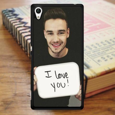 Liam Payne One Direction Singer Boyband Sony Experia Z4 Case