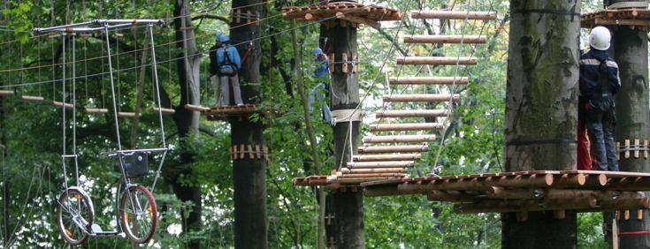 Bielefeld | Kletterpark | Sport Camp; Action - NRWHITS.de
