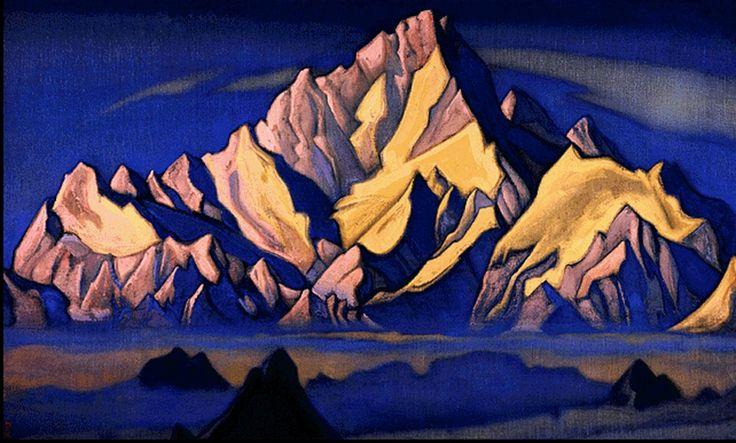 Николай Рерих (Nicholas Roerich)