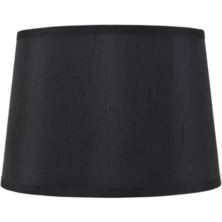 Better Homes and Gardens Black Drum Lamp Shade  ONLY $13 @ WALMART