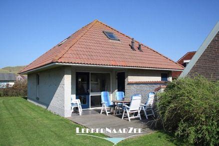 Vakantiehuis Op 't Landtweg 16 Callantsoog. LekkerNaarZee