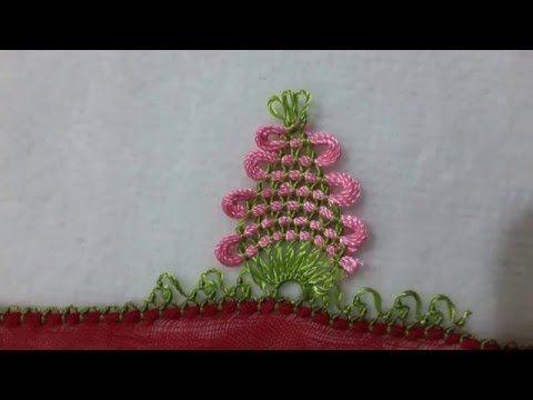 İğne Oyası Çam Ağacı Modeli Yapılışı Videolu Anlatım 2016   Bilgi Evim, Örgü,Sağlık, Yaşam, Yemek Tarifi, Kurdeladan Çiçek Yapımı, Elişi