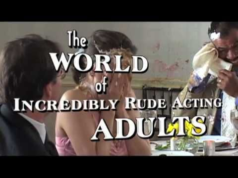 You're Rude, Dude! - funny video showing unexpected behaviors for Social Thinking lesson.