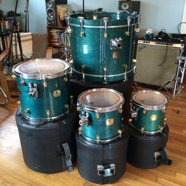 Piece Yamaha Drum Set