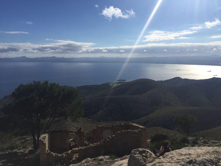 #hiking #Ermitage de la Victoria #mallorca #sunshine