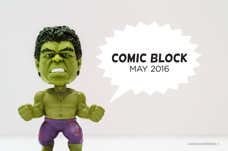 May 2016 Comic Block