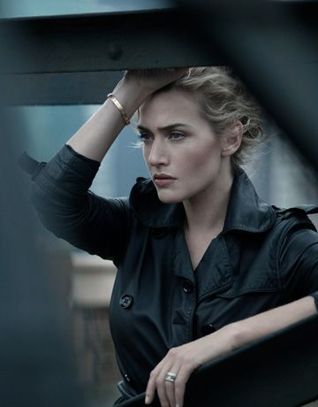 Kate Winslet. It's impossible for her portraits not to look INCREDIBLE.