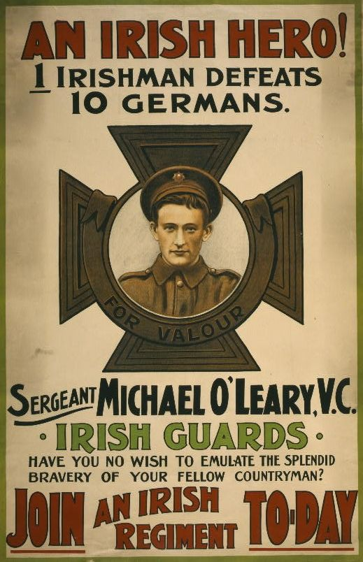 Michael O'Leary WWI