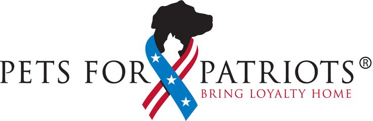 Pets for patriotPets for Patriots at Baltimore Humane Society is for any active or inactive service member.  Free pet adoption and discounted veterinary care for the life of the pet. s logo