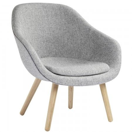 About a Lounge fauteuil Hay AAL82 - Bestel hem hier!