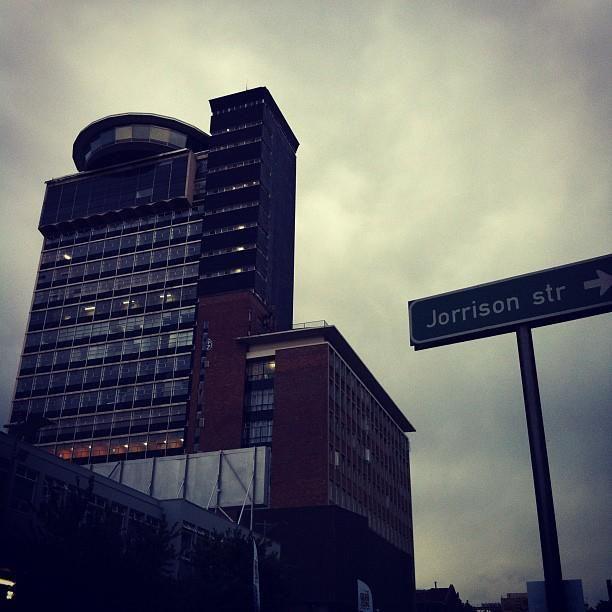 Jorrison Street, Jozi