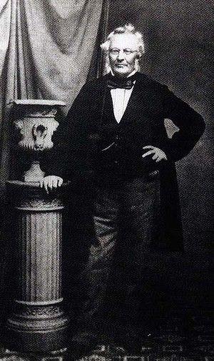 The Founder Of David Jones Department Stores. ~ Mr David Jones,