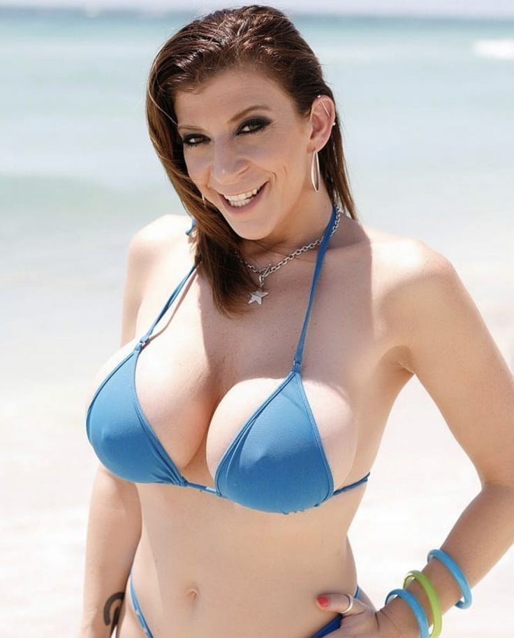 Big busted bikinis