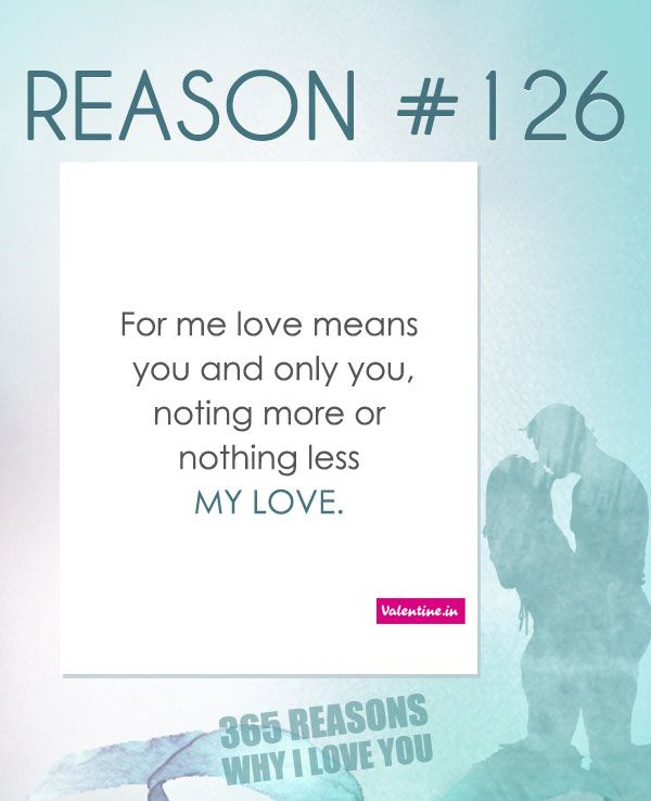 Reasons Why I Love My Boyfriend Quotes – Daily Inspiration