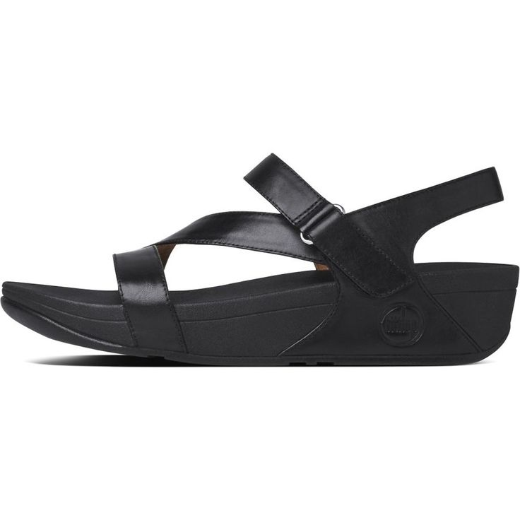 THE SKINNY SANDAL BLACK | FitFlop Australia