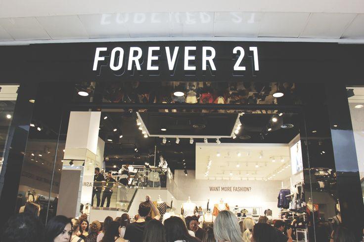 Nova Forever 21 em Sorocaba