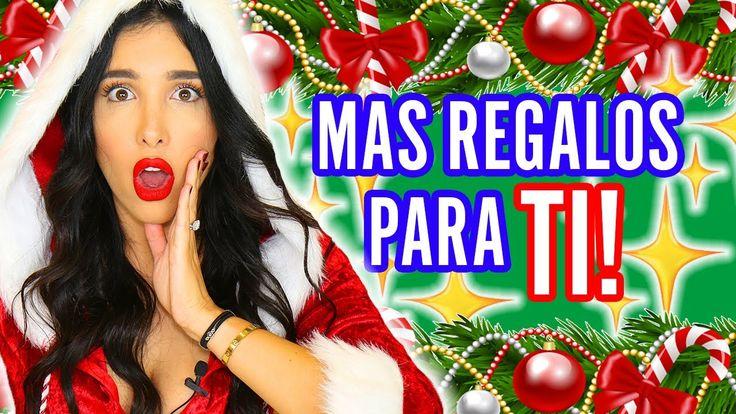 MEGA SORTEO De Navidad PARTE 2!! 🎁 3 PREMIOS MÁS! IPHONE 8 MAQUILLAJE Y ...