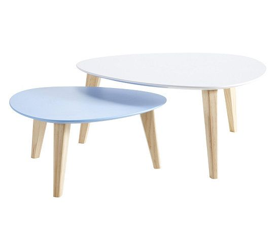 1000 id es sur le th me table gigogne scandinave sur - Tables basses modulables ...