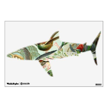 Fine Art Hummingbird - Art Forms of Nature Wall Sticker -nature diy customize sprecial design