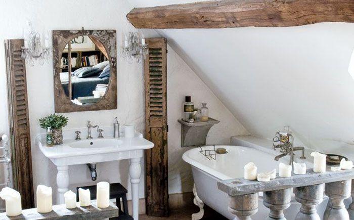 Природа богата всевозможными роскошными оттенками, но обычно рустикальный стиль предполагает нейтральные спокойные тона. Это может быть мебель песочного цвета, насыщенные грязно-коричневые стены, зелёные акценты.  Источник: http://www.novate.ru/blogs/040115/29413/