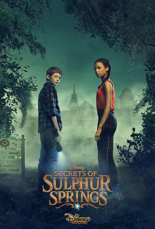 Secrets Of Sulphur Springs On Disney Channel In 2021 Disney Channel Sulphur Springs Sulphur