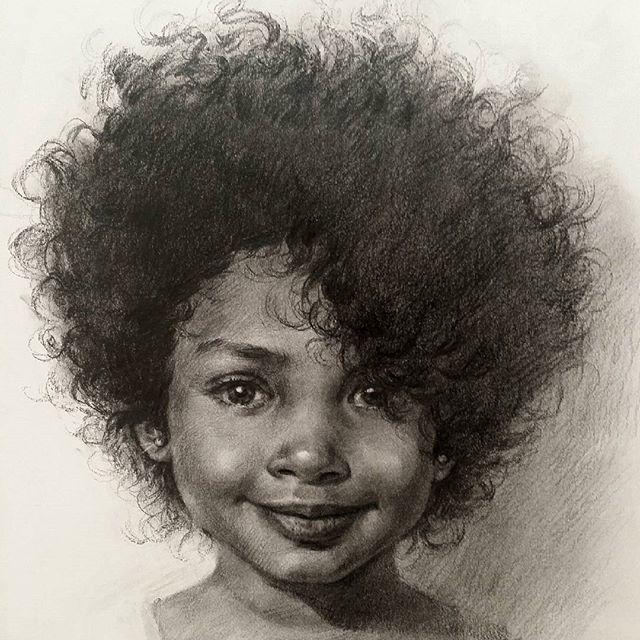 연필로 그린 곱슬머리 여자아이 #여자아이 #곱슬머리 #연필스케치 #연필화 #인물화 #초상화 #드로잉 #미술 #스케치 #art #artsy #pencildrawing #charcoaldrawing #sketch #instaart #instart #drawing #portraitdrawing #dessin #figuredrawing #dibujo #headdrawing #realism #pencildrawings #cute #littlegirl #curlyhair