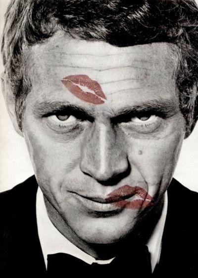 Richard Avedon - Steve McQueen  Harper's Bazaar, 1965