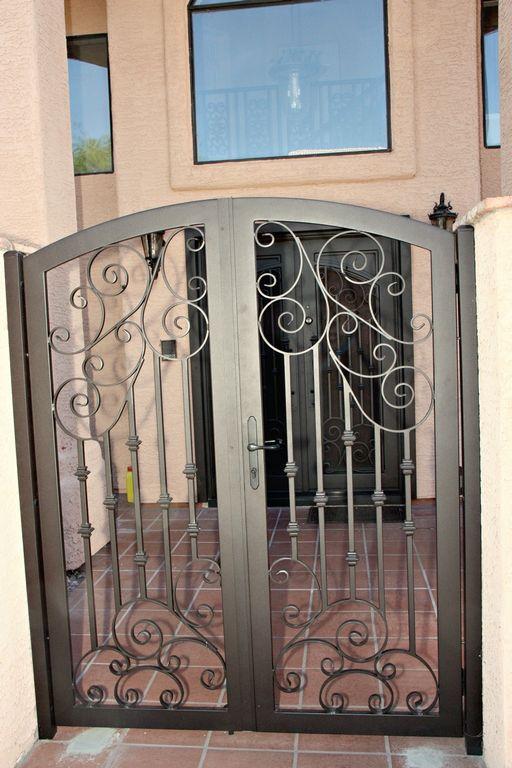 48 Best Exterior Gates Images On Pinterest Entrance