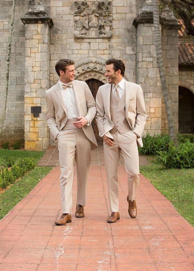 Best 25  Mens cream suit ideas on Pinterest | Mens suits style ...