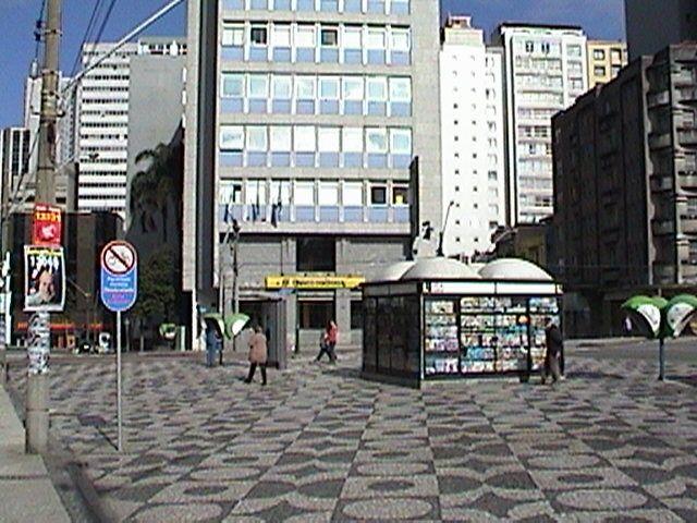 Prédio do Banco do Brasil, Praça Tiradentes. Portal Lolô. lolonet :: arquitetura :: agache