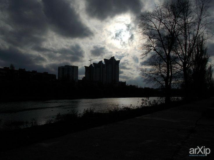 KIEV: фотография, цветная фотография, пейзаж #photo #colorphoto #landscape arXip.com
