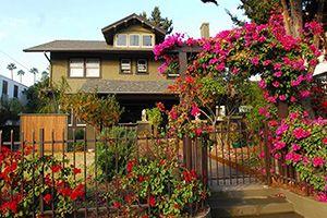 Hollywood Pensione - Los Angeles, CA | 2014 Top 10 Urban Inns