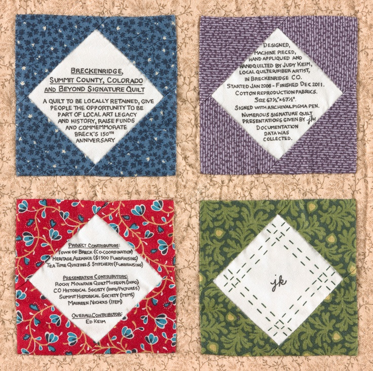 26 best ideas about Signature Quilts on Pinterest Wedding quilts, Reunions and Quilt