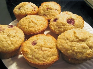 ALL THINGS DELICIOUS: Blueberry Buttermilk Muffins