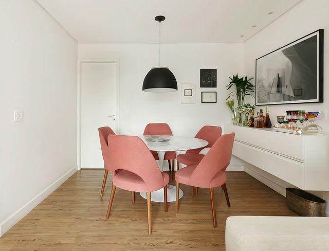 Rosa quartzo na decoração - veja ambientes e dicas com a cor de 2016 eleita pela Pantone!: