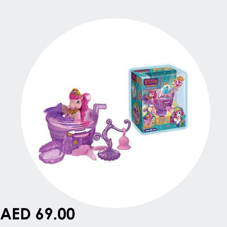 Filly Mermaids Dance Stage #toys #games #kids #playground #online #shopping #menakart #starpalace #gamesforkids #mermaidsbox