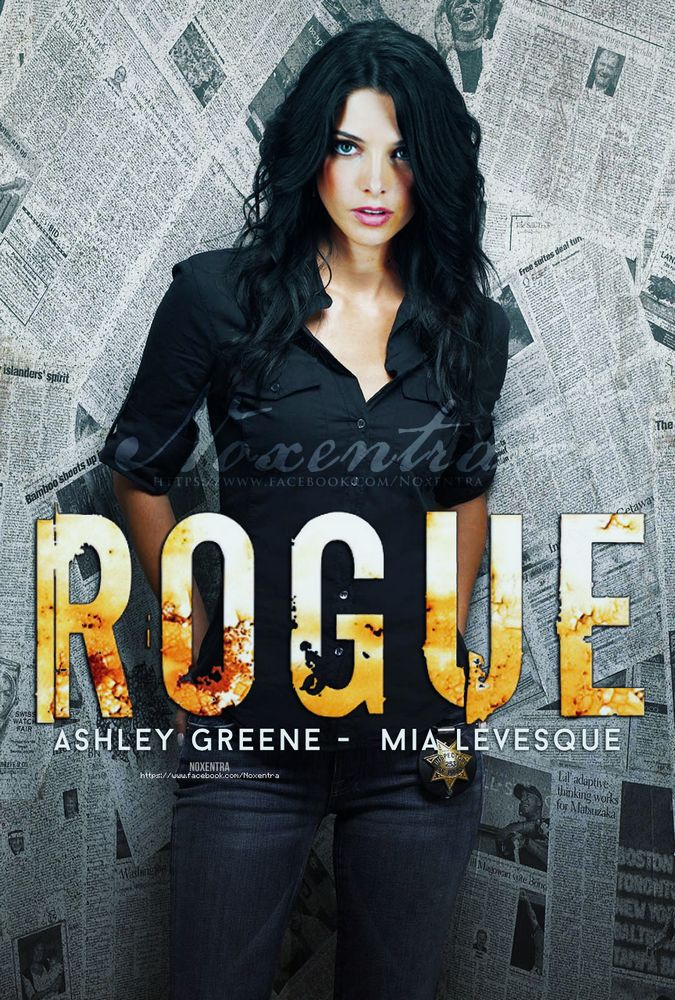 Ashley Greene // Rogue Tv Show by N0xentra on DeviantArt