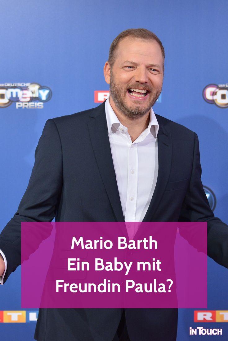 Mario Barth Das Ist Seine Geheime Freundin Paula Mario Barth Mario Mario Barth Freundin