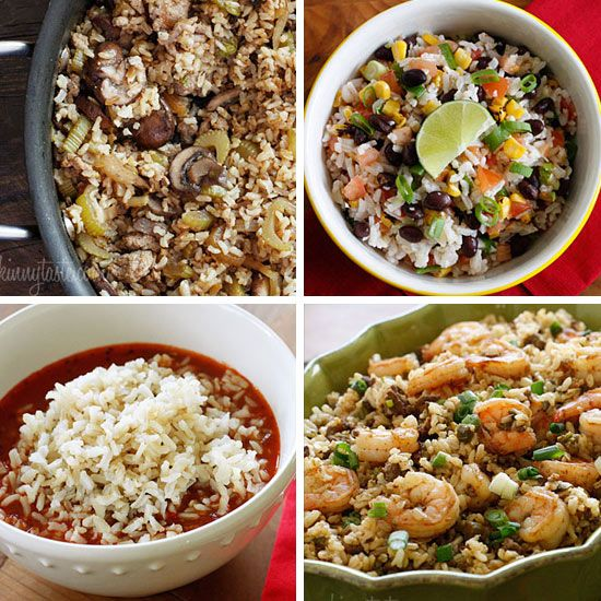 Brown Rice: No longer the sticky, pasty texture! Perfect brown rice recipe plus tasty add-in suggestions. Will never follow the back of the bag again!