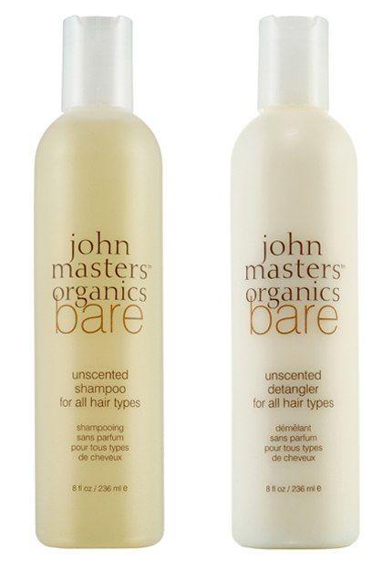 Favorite shampoo and conditioner: John Masters Organics