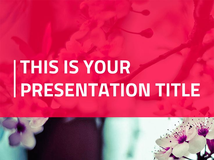 Create professional decks with this free presentation template. This design is simple to the bone, adapt it easily to your brand by changing just one color
