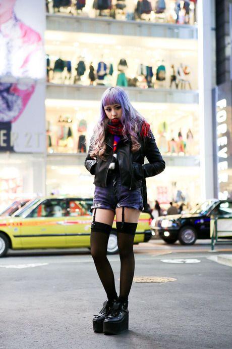 Berryz工房みたい  カッコカワイイね: Street Fashion, Harajuku Styl Street, Hair Colors Ideas, Style Street, Street Life, Style 160, Bobs Hair Style, Tokyo Harajuku Street, Harajuku Style