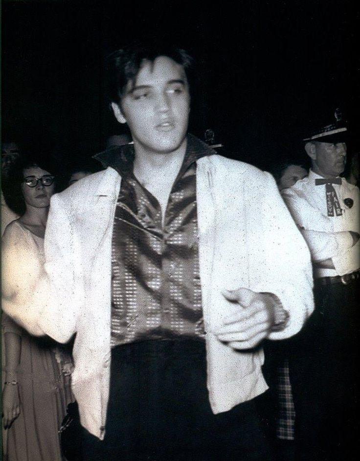 at the Memphis Fairgrounds, September 26, 1956
